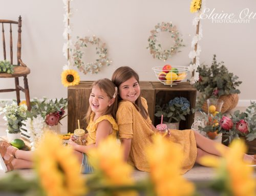 Farmers Market mini-sessions for Spring