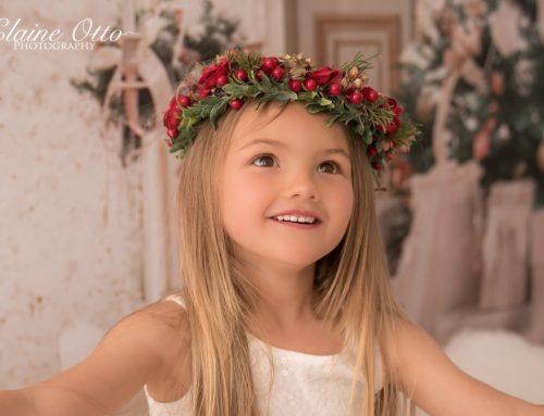 Styled Christmas sessions 2020