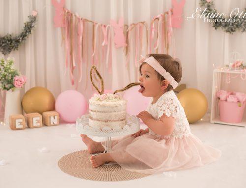Lise cake-smash