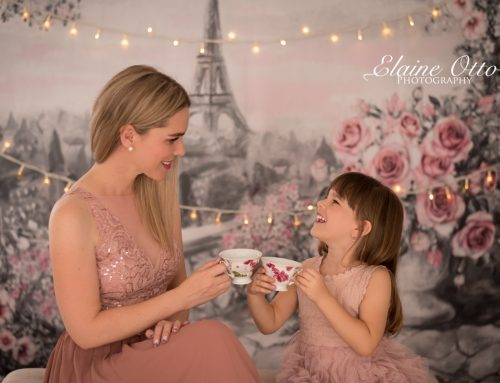 Mommy&Me in Paris (Styled mini-sessions)