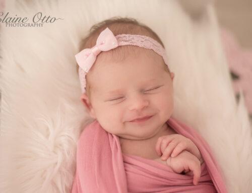Scarlett newborn